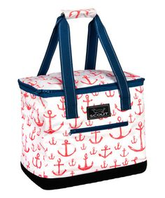 Another great find on #zulily! Anchor Management Cooler Tote #zulilyfinds
