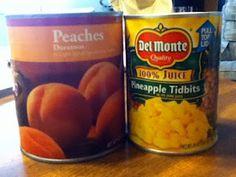 No $, No Space, No Problem! (Food storage ideas)