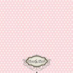 Light Pink Dots - Oz Backdrops and Props