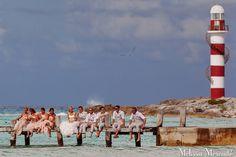 Weronika + Joe | Wedding at Hyatt Ziva Cancun | Melissa Mercado Photography