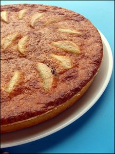 pear and chocolate tart Dessert Ig Bas, Flan, Crepes, Fall Recipes, Banana Bread, Cheesecake, Deserts, Dessert Recipes, Food And Drink