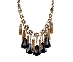 Black Beauty Necklace daily steal, May 23, 2013 at Uncovet.com. 28%off!