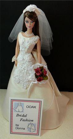 Silkstone for Ooak Bridal Barbie