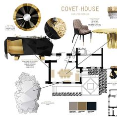 Essential Home belongs to a luxury curated design group that offers not only mid-century modern pieces but also a selection of design from the world's top brands. Here you can see how our partner's pieces can fit in a luxurious interior. And now we offer you a new service to make your dreams come true. See more at covethouse.eu about the Interior Design Service ✨
