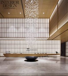 Zen and quiet - Greenview Mangrove Bay sales center _ One American Interiors Chinese network