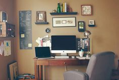 22 Alluring Workspaces for Inspiration and Ideas