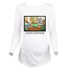 #Funny #MaternityWear #Sale #FluffyCohen #Attorney @claw by @LTCartoons No #couponcode nec #babies #pregnant #maternity #mice #cats #lawyers #humor @cafepress #gift https://goo.gl/Bn7FM8