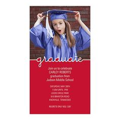 Preschool graduation invite?