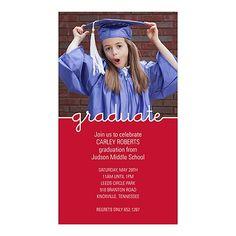 Preschool graduation invite?