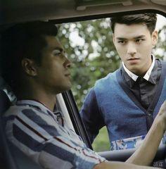 "Photobook "" ADVANCE BRAVELY "" Yuri, Advance Bravely, Chinese Gender, Chines Drama, Gay, Boyfriend Goals, Thai Drama, Really Funny Memes, Drama Movies"