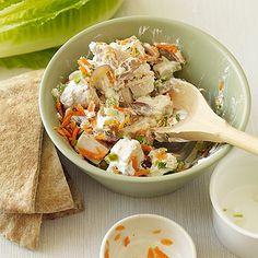 Weight Watchers Chicken Salad - YUM!