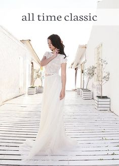 all time classic One Shoulder Wedding Dress, All About Time, Wedding Dresses, Classic, Fashion, Bride Dresses, Derby, Moda, Bridal Gowns