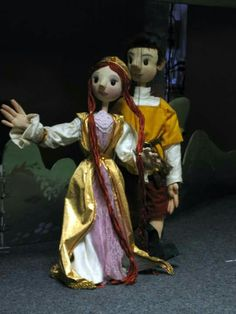 Paper Moon Puppet Theater