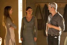 """Reflections play a big role in the movie.   10 Things We Learned About The Making Of """"Divergent"""""""