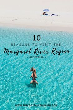 There are endless reasons to visit the Margaret River region. Find out our top 10 to see just why you have to visit the best place in Australia. Brisbane, Melbourne, Cool Places To Visit, Places To Travel, Travel Destinations, Holiday Destinations, Perth Western Australia, Visit Australia, Best Travel Guides