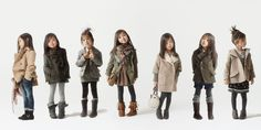 If I ever have a little girl I will dress her in all of these outfits :)