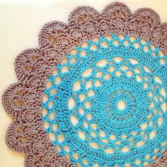 Pretty and Easy Crochet Doily for Beginners (30)