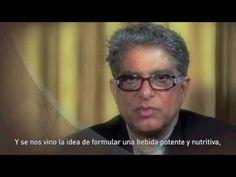 Testimonio del Dr. Deepak Chopra del Jugo Amalaki Original