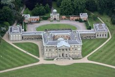All about Attingham Park (and Croft Castle too)! English Manor Houses, English House, Croft Castle, Dream Mansion, Luxury Estate, Grand Homes, Marquise, Architecture Plan, Historic Homes