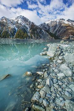 Mount Cook, Canterbury, Nova Zelândia