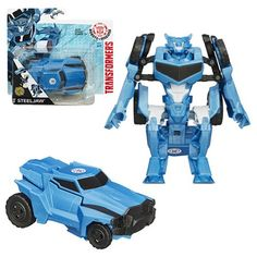 Transformers Robots in Disguise One-Step Steeljaw - Hasbro - Transformers - Transformers at Entertainment Earth