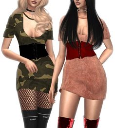 Jeorjette Top Retexture at Kenzar Sims • Sims 4 Updates