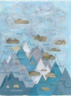 Jochen Gerner • Galerie Anne Barrault