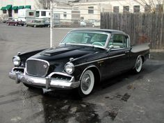 1957 Studebaker Golden Hawk Hardtop Coupe