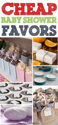 Homemade baby shower favors for guests. Click to find a beautiful collection of DIY favors that are fun creative and cheap. Find easy instructions on how to make everything including bath bombs cookie mixes sweets and candy favors and more. Pin it. #babyshowerfavors #homemadefavors #cheapfavors