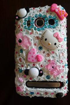 htc evo hello kitty phone case this is sososososososososososo sossosososososososososososososososososososososo CUTE CUTE CUTE