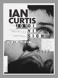 Ian Curtis, joydivision