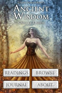 Image result for ancient wisdom oracle cards