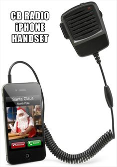 I want to get my dad this!! Too bad he doesn't have an IPhone!! Fun Christmas Gifts - 35 Pics