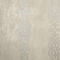 2542-20721, Anaconda Taupe Glitter Stripe , by Kenneth James