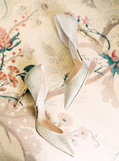 chic #wedding pumps | Photography: Jen Huang - JenHuangBlog.com