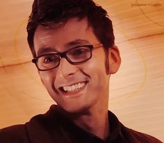 David Tennant GIF Probably one of my favorites ever;)