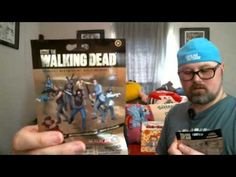 Derek and Nikki Review 044 A. Pennyworth's HAUL, Walking Dead comics and...