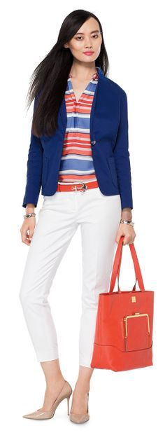 The Limited New Arrivals THELIMITED.com #TheLimited #Red #White #Blue #Classic #Summer2014 #TheLimited #Happy4thofJuly #USA #Independence #fashion