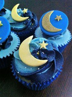 @Julia Balderrama! Starry Night CupCakes