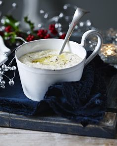 James Martin's simple recipe for a classic bread sauce - wonderful with any white meat, but especially Christmas turkey