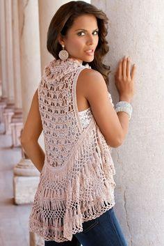 Katia Ribeiro Moda & Decoração Handmade: Crochê de grampo - Inspirações de tirar o fôlego