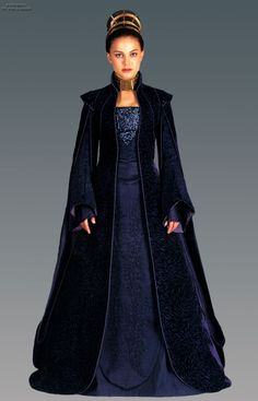 Purple Senate Dress