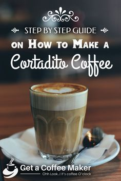 Cortadito Coffee, How to Make a Cortadito Coffee, This cafe cortadito is well known for its taste. Go through this post to briefly know about the cortadito coffee, its calories and how to make a cortadito. Cuban Coffee, Kona Coffee, Best Coffee, Iced Coffee, Coffee Shop, Coffee Logo, Espresso Drinks, Espresso Coffee, Cafe Cubano