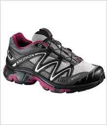 salomon fellraiser women's trail running shoes qvc tall