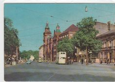 Berlin Pankow Breite Straße 1964