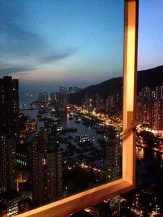 Standard window of Hong Kong