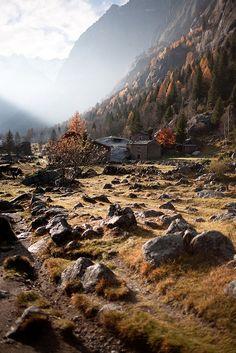 Val di Mello - Lombardia, Italy