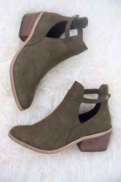 hallelu / portland ankle boot