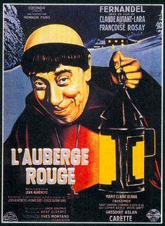 L'AUBERGE ROUGE  - Film de Claude Autant-Lara - 1951