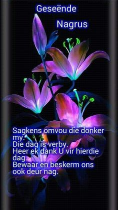 Good Night Pick, Good Night Wishes, Good Night Quotes, Goeie Nag, Afrikaanse Quotes, Special Quotes, Sleep Tight, Morning Greeting, Happy Birthday Wishes